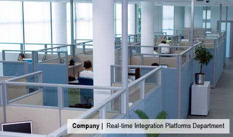 Real-time Integration Platforms Department.